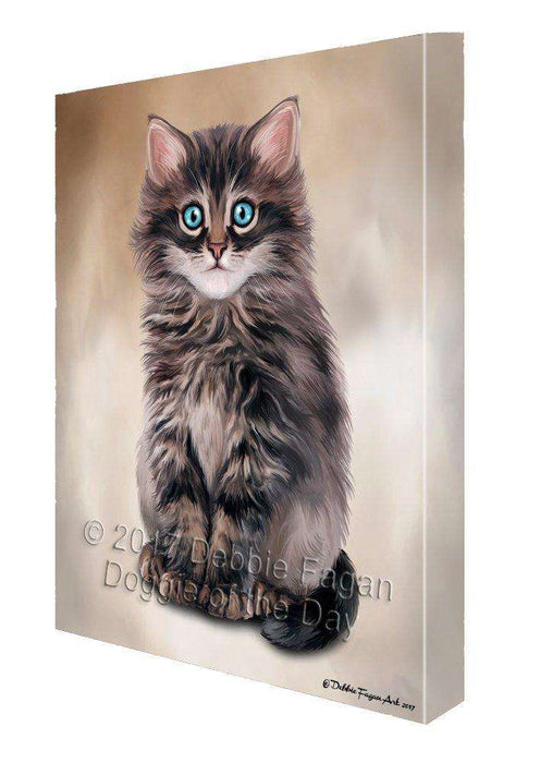 Persian Cat Canvas Wall Art CV021
