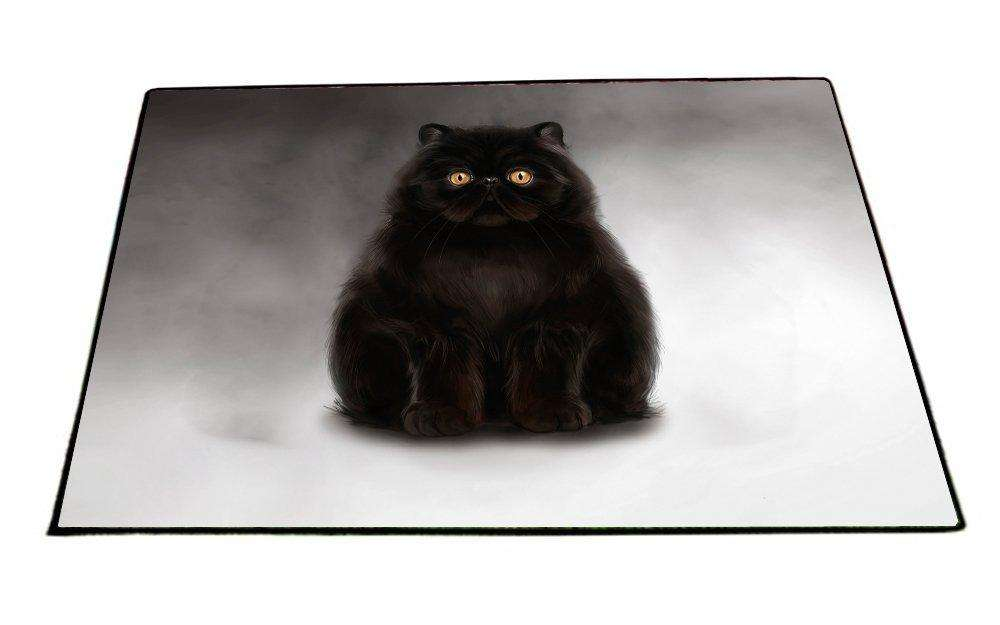 Persian Cat Indoor/Outdoor Floormat D038