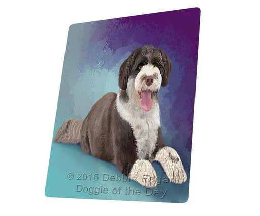"Portuguese Water Dog Magnet Small (5.5"" x 4.25"") mag48162"