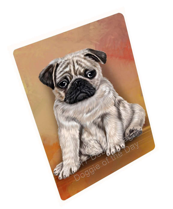 Pugs Puppy Dog Magnet