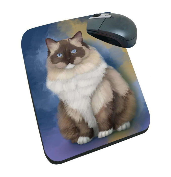 Ragdoll Cat Mousepad