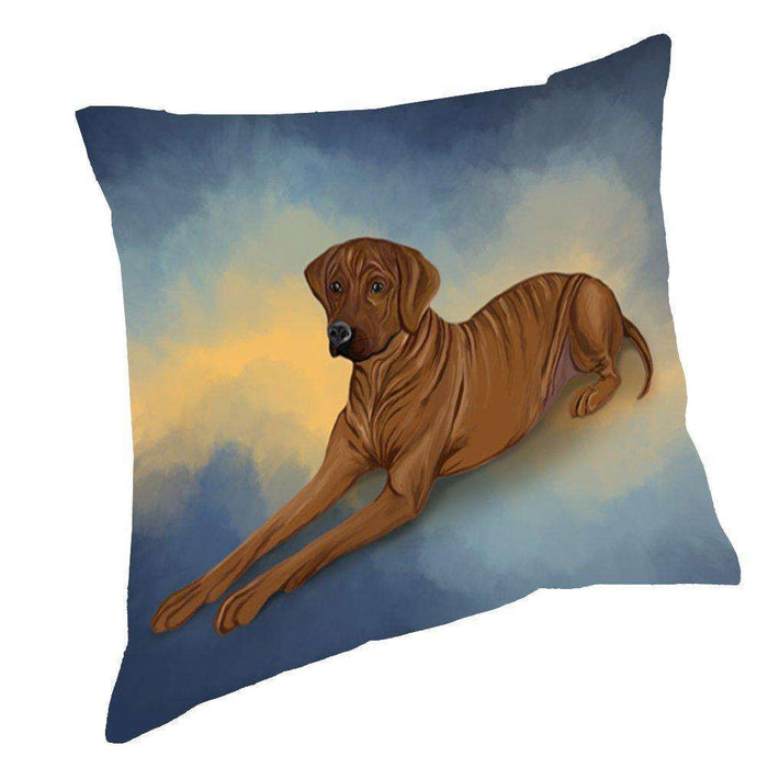 Rhodesian Ridgeback Dog Pillow PIL48292