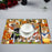 Fall Festive Harvest Time Gathering Shiba Inu Dogs Placemat