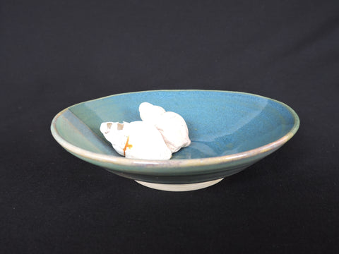 Sand, Sea and Sky Small Bowl by Randi Adler