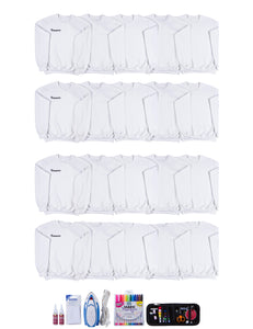 Sweatshirt DIY Kit (Set of 20)