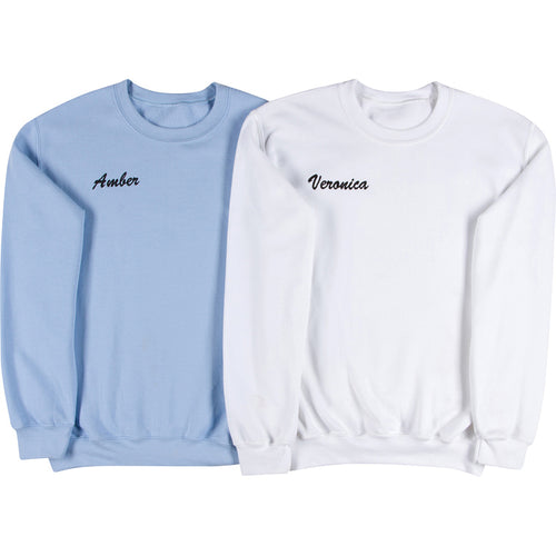 BFF Adult Sweatshirt Set