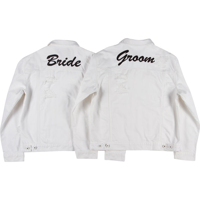 Bride & Groom Jacket Set