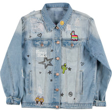 Beaus Babes Patch Jacket