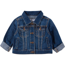 Dark Toddler Denim Jacket