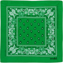 Emerald Green Bandana