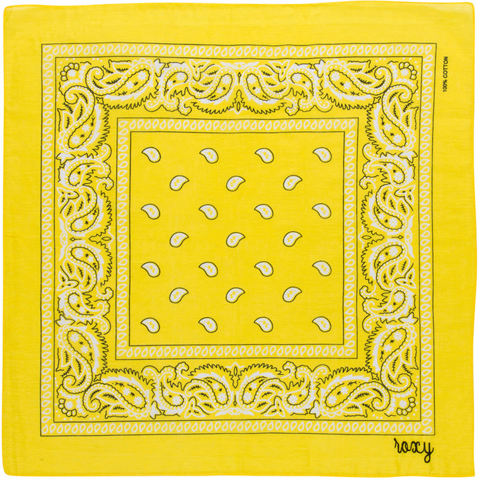 Yellow Bandana