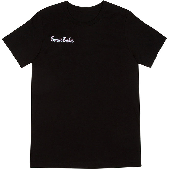 Black Crewneck T-Shirt