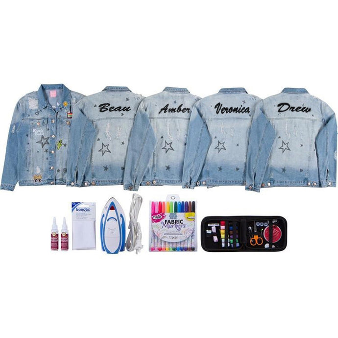 Beaus Babes Jacket DIY Kit Set of 5