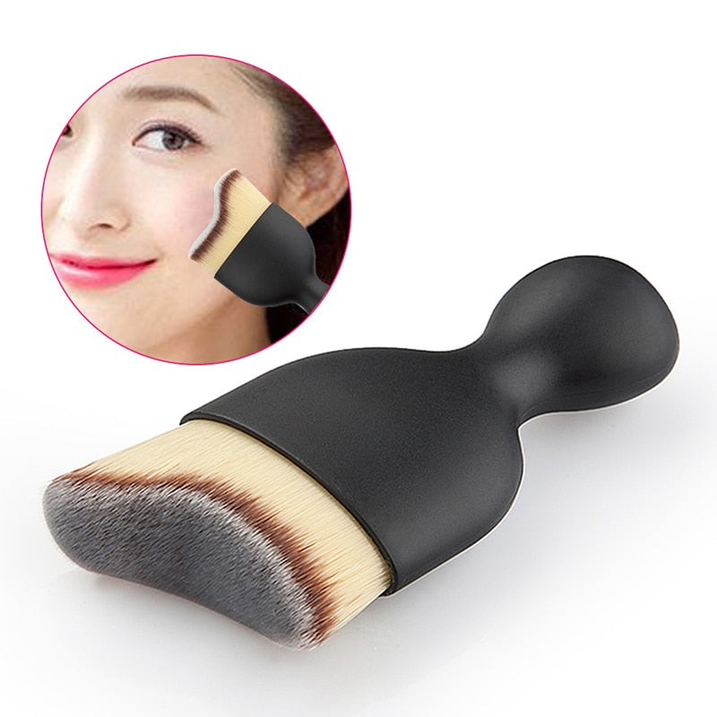 Makeup Brush Shaped Foundation  - BRZ