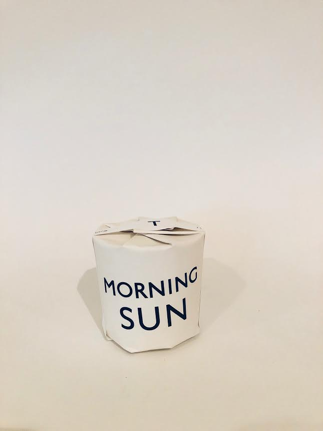 Tatine Candle 2 oz. Soy Wax Candle - Morning Sun www.soapandwatereveryday.com