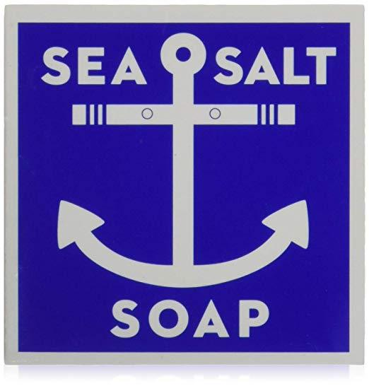Swedish Dream Sea Salt Soap 4.3 oz. www.soapandwatereveryday.com