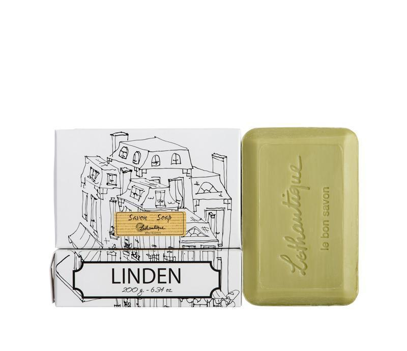 Lothantique Bar Soap - Linden 200 gm Lothantique