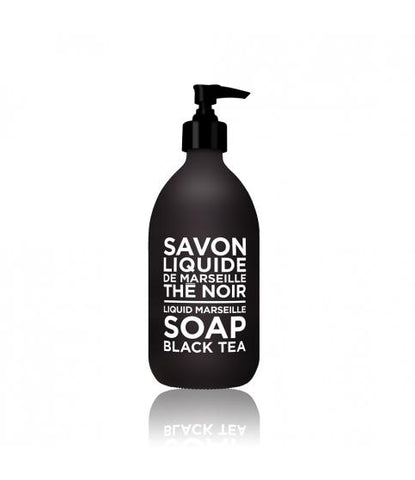 Compagnie de Provence Liquid Soap- Black Tea 500 ml www.soapandwatereveryday.com