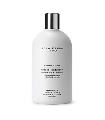 White Moss Bath Foam & Shower Gel 500 ml Acca Kappa