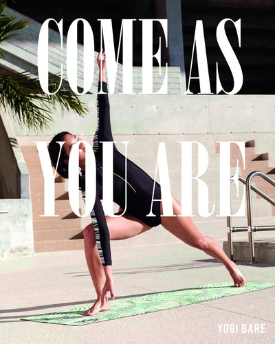 How to Come As You Are ... when you don't want to.-Yogi Bare