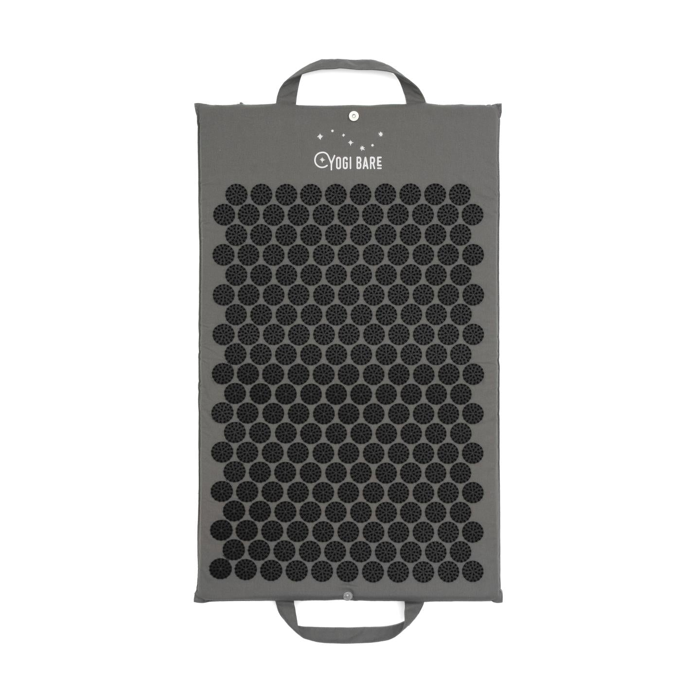 Acupressure mat grey