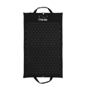Acupressure mat black