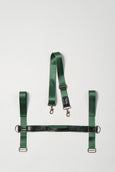 Yogi Bare Hug. Yoga Mat Carrying Strap. Forrest Green.-Yoga Mat Carry Strap-Yogi Bare