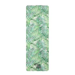 Teddy - Lightweight travel yoga mat tropical