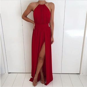 Empress dress in white or red