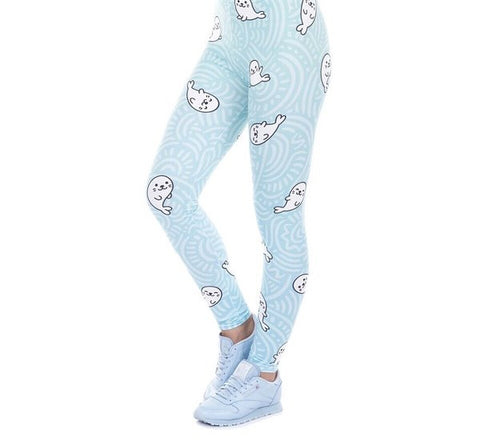 Baby Seal Leggings