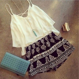 Paisley Flow 2 Piece Set