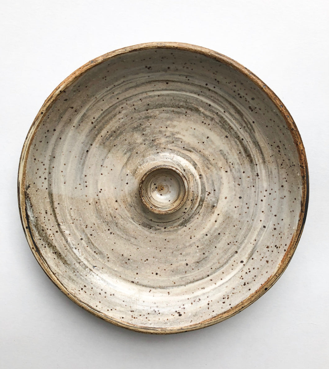 ceramic incense dish