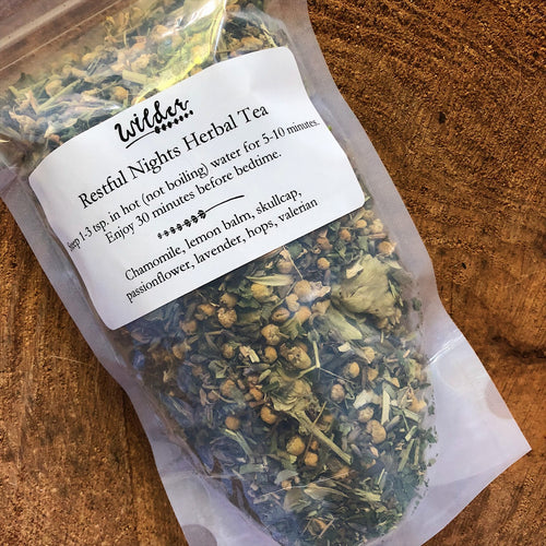herbal tea | RESTFUL NIGHTS