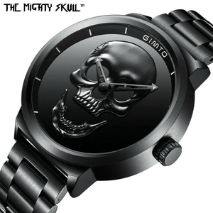 Luxurious 3D Skull Watch watch The Mighty Skull ™