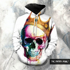 Skulls King Hoodies hoodies The Mighty Skull ™ 4XL
