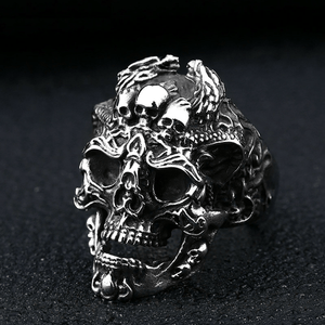 The Mighty Skull 925 RING ring The Mighty Skull ™