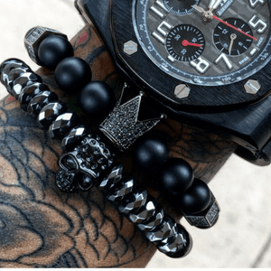 Luxurious Skull King Bracelets bracelet The Mighty Skull ™