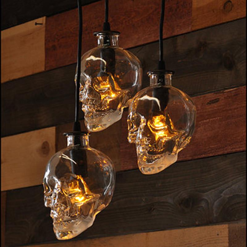 Vintage Skull Lamps Lamp The Mighty Skull ™