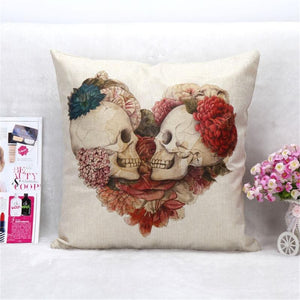 skull Lovers Pillow Pillows The Mighty Skull ™