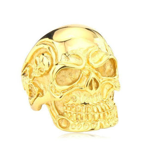 Triple Skull Ring ring The Mighty Skull ™
