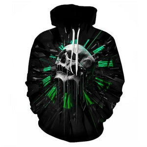 Time For Skull Hoodies hoodies The Mighty Skull ™