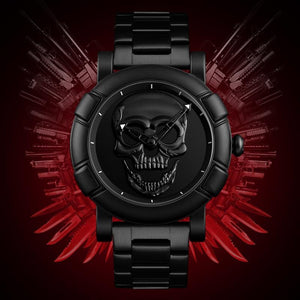 Skeleton Skull Watches The Mighty Skull ™