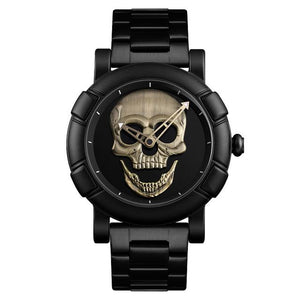 Skeleton Skull Watches The Mighty Skull ™ silver