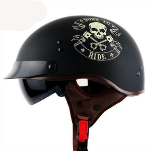 Skull Motorcycle Helmet The Mighty Skull ™ 4 M