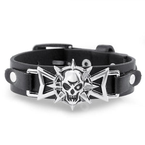 Skeleton Star Skull Bracelet bracelet The Mighty Skull ™
