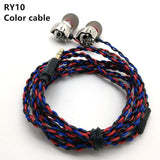 TMS Skull Earphone The Mighty Skull ™ RY10 color cable
