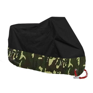 TMS All Weather Motorcycle Cover The Mighty Skull ™