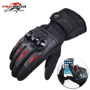 Madbike motorcycle gloves The Mighty Skull ™ 2 M