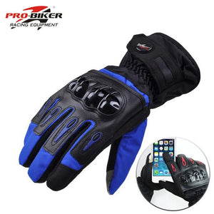 Madbike motorcycle gloves The Mighty Skull ™ 3 M