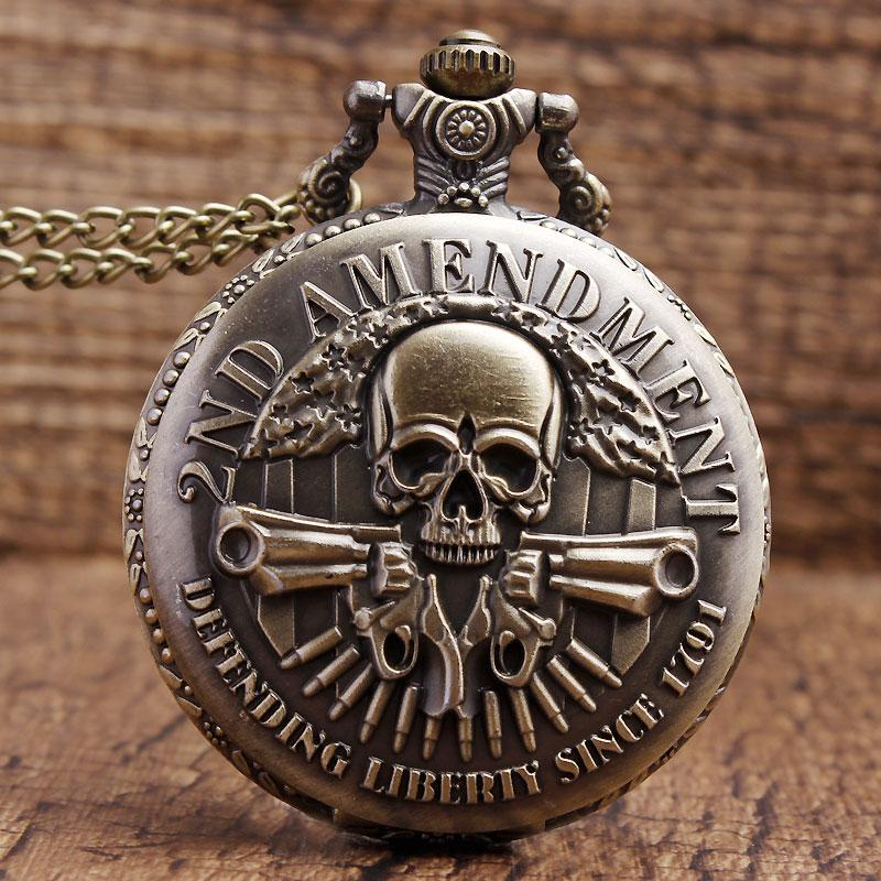 Pocket Watch watch The Mighty Skull ™